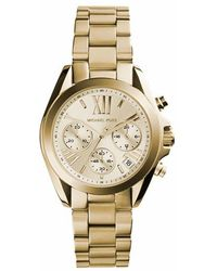 Michael Kors - Mk5798 Bradshaw Watch Gold-tone - Lyst