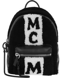 b1a3c49227ca Givenchy Stripe Small Backpack in Black - Lyst