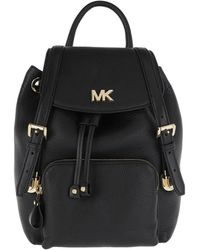 d8e970845ddd MICHAEL Michael Kors Beacon Small Backpack in Black - Lyst