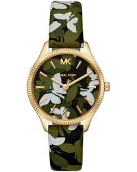 Michael Kors - Mk2811 Lexington Ladies Gold - Lyst