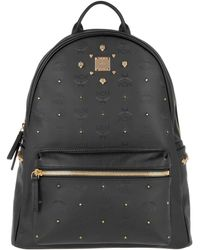 MCM - Stark Odeon Backpack Medium Black - Lyst