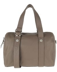 Liebeskind Berlin - Ring Ring Bowlingbag Medium Cold Grey - Lyst