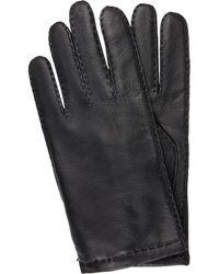 BOSS - Handschuhe aus Lammleder - Lyst