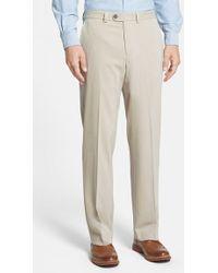 Tommy Bahama | 'coastal' Silk Blend Twill Pants | Lyst
