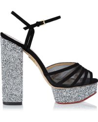 Charlotte Olympia Lizzie - Lyst