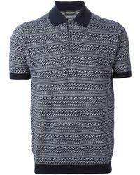 John Smedley 'Amble' Polo Shirt - Lyst