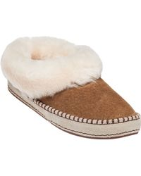 Ugg | Wrin Shearling-Lined Suede Slippers | Lyst