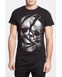 Diesel 'Gaho' Graphic T-Shirt - Lyst