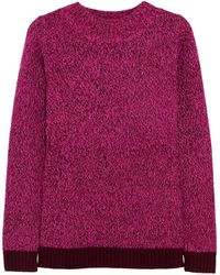 Matthew Williamson Colorblock Knitted Sweater - Lyst