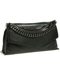 Milly Women'S 'Collins' Clutch - Black - Lyst