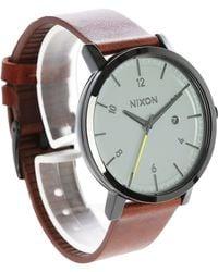 Nixon | Black/coal Rollo Watch | Lyst