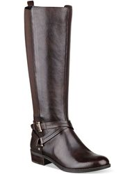Tommy Hilfiger Tommmy Hilfiger Women'S Sienna Tall Stretch Back Riding Boots - Lyst