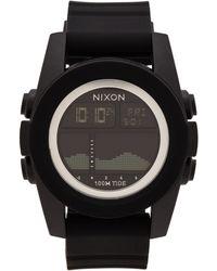 Nixon The Unit Tide - Lyst