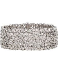 Monique Pean Atelier - Diamond Bracelet - Lyst