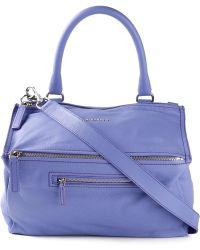 Givenchy Pandora Large Shoulder Bag - Lyst