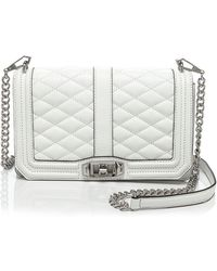 Rebecca Minkoff Crossbody - Quilted Love - Lyst