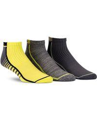 Calvin Klein Coolpass Liner Socks Set - Lyst