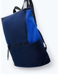 Zara Technical Fabric Rucksack - Lyst