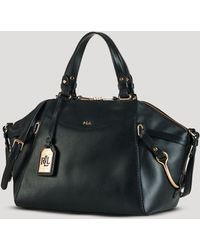 Ralph Lauren Lauren Satchel  Woodbridge - Lyst