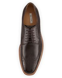 Cole Haan Lionel Leather Long-wing-tip - Lyst