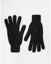 Glen Lossie - Cashmere Gloves - Lyst