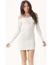 Jen's Pirate Booty Euphrates Mini Dress white - Lyst
