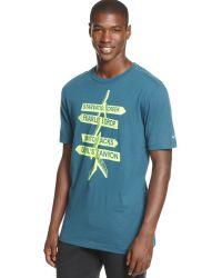 Nike Cruiser Dri-fit T-shirt - Lyst