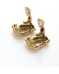 Cartier Penelope C Clip-On Earrings - Lyst