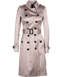 Burberry Prorsum | Full-length Jacket | Lyst
