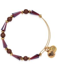 ALEX AND ANI - Seeds Of Promise Wrap Bangle - Lyst