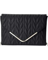 BCBGeneration The Quilted Higher Maintenance Clutch - Lyst