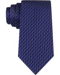 Michael Kors Michael Pin Pip and Dash Neat Tie - Lyst