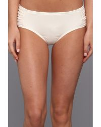 Vince Camuto Pleating Waves Bottom W Pleating - Lyst