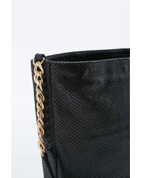 Vagabond - Snake Duffle Bag In Black - Lyst