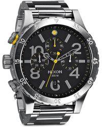 Nixon 42-20 Chrono Analog Watch - Lyst