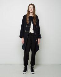 Tsumori Chisato | Wool Toggle Coat | Lyst