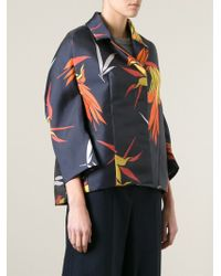 Marni Oversized Jacket - Lyst