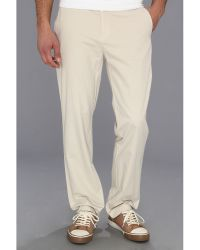 Tommy Bahama Del Chino Authentic Fit Pants - Lyst