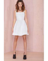 Nasty Gal Elliatt Prestige Dress - Lyst