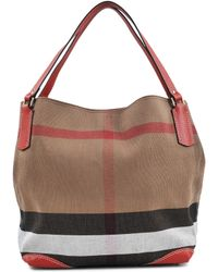 Lyst - Burberry Maidstone - Women s Burberry Maidstone Bags 582cb83165646