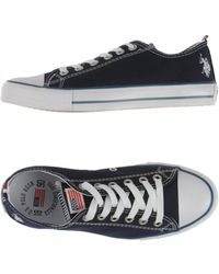 U.S. POLO ASSN. - Low-tops & Trainers - Lyst