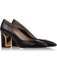 Chloé Pumps black - Lyst