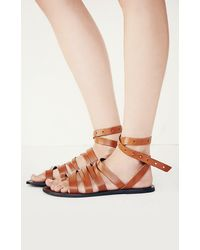 Free People Sunever Sandal - Lyst