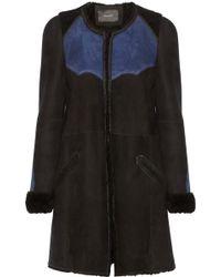 Isabel Marant Fergie Shearling Jacket - Lyst