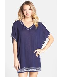 Kensie Sleep Shirt - Lyst