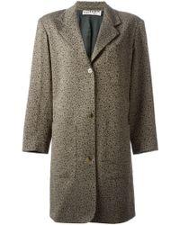 Jean Paul Gaultier 'Gibbo' Coat - Lyst