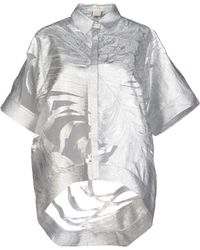 Antonio Berardi Shirt - Lyst