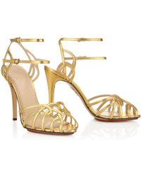 Charlotte Olympia Ursula 100 - Lyst