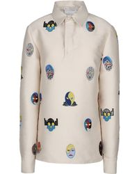 Stella McCartney  Ramona Shirt - Lyst