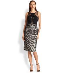 Sachin & Babi Noir Sachinbabi Khloe Dress - Lyst
